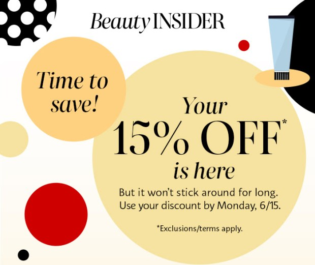 Sephora Canada 15 Percent Off Discount Code Beauty Insider Promo June 11 2020 - Glossense