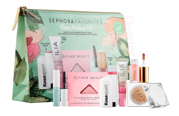 Sephora Canada Favorites Kit Clean Makeup Set A Collection of Clean Beauty Must-Haves for 2020 - Glossense