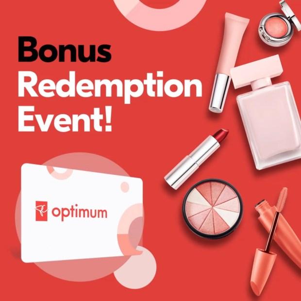Shoppers Drug Mart SDM PC Optimum Canada Bonus Redemption Event Coming Soon Redeem Your Points June 20 - 24 2020 - Glossense