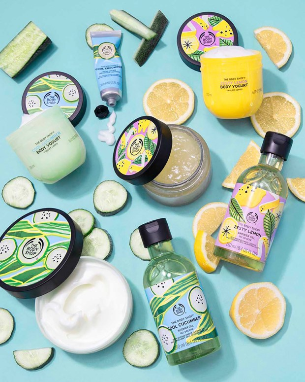 The Body Shop Canada New Customer Save 10 Off 50 Order Canadian Deals Promo Code - Glossense