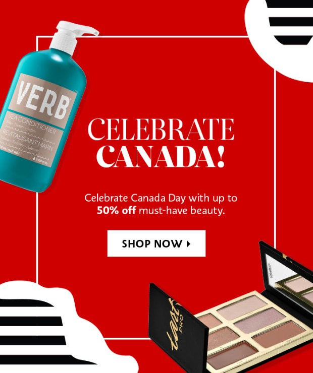 Sephora Canada Day 2020 Sale Hot Canadian Deals Save Up to 50 Off Beauty Must-Haves - Glossense