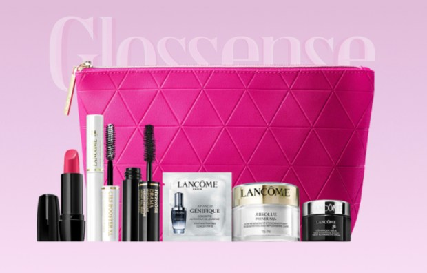 Shoppers Drug Mart Canada GWP Free 7-pc Lancome Summer Beauty Gift 59 Purchase 2020 Canadian Deals HOT Gift with Purchase Offer - Glossense