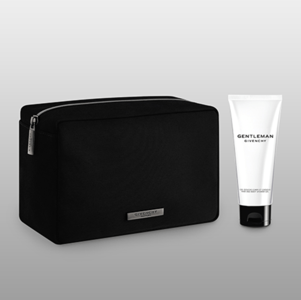 Shoppers Drug Mart Canada GWP Shop Givenchy Fragrance for Men Receive Free Travel Pouch Shower Gel Canadian Gift with Purchase Offer - Glossense