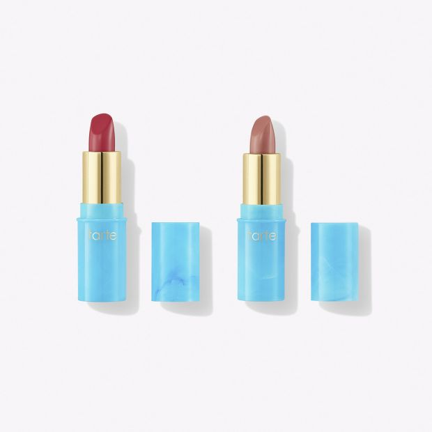 Tarte Cosmetics Canada National Lipstick Day Cart Special Savings Cocktail Lipstick Duo Only 10 30 Off All Lip Products 2020 Canadian Deals - Glossense