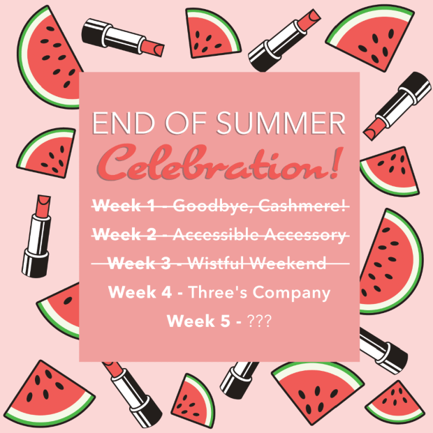 Besame Cosmetics Canada End of Summer Celebration Week 4 Buy 2 Accessories Get 1 Free Canadian Deals Promo Code GWP Offer - Glossense