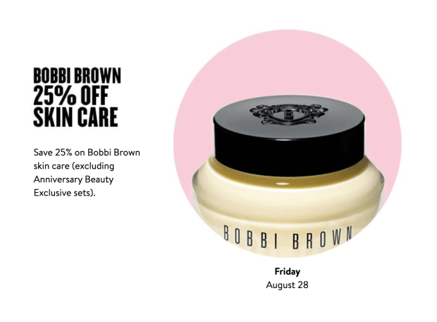 Nordstrom Canada Glam-Up Day 10 Save 25 Off Bobbi Brown Skincare Lip Tints Canadian Anniversary Sale Event Daily Deal August 28 2020 - Glossense