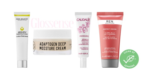 Sephora Canada Promo Code Free Clean Skincare Deluxe Samples Caudalie REN Youth to the People or Juice Beauty Canadian GWP Beauty Offer - Glossense