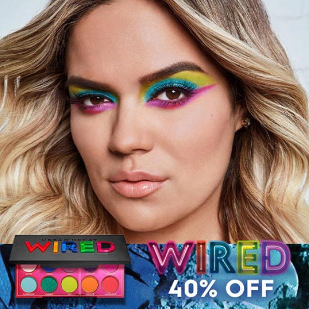 Urban Decay Canada 40 Off Wired Collection 2020 Canadian Deals Sale - Glossense