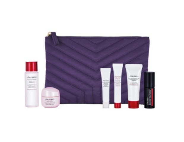 Beauty by Shoppers Drug Mart Canada Shop Shiseido Receive Free 7-pc Gift Set Canadian Gift with Purchase Offer - Glossense