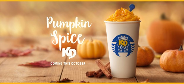 Canadian Freebies Try New Pumpkin Spice KD Kraft Dinner For Free Canada Giveaway - Glossense