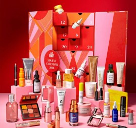 Cult Beauty Canada Advent Calendar 2020 Canadian Holiday Christmas Advent Calendar Unboxing 2021 - Glossense