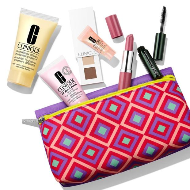 Hudson's Bay Canada Fall 2020 Clinique Canadian GWP Free Gift Offer Deals Promo - Glossense
