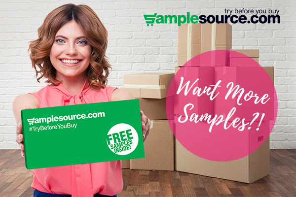 SampleSource Canada NEW MomResource.ca Sampler Club Campaign Sampling Blitz TODAY Canadian Freebies Coupons - Glossense