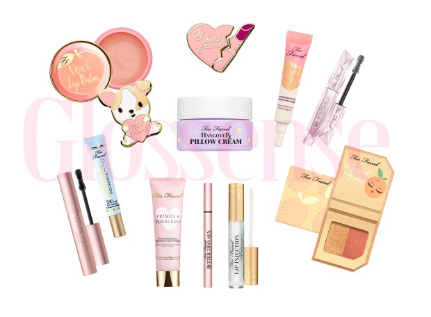 Too Faced Cosmetics Canada Enchanted Advent Calendar 12 Days of Beauty 2020 Canadian Holiday Christmas Advent Calendar 2 - Glossense