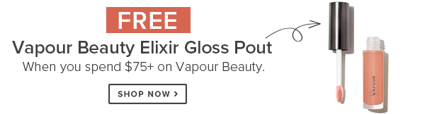 Well Canada Free Vapour Beauty Elixir Pout Gloss Purchase 2020 Canadian Deals Coupon Promo Coupon - Glossense
