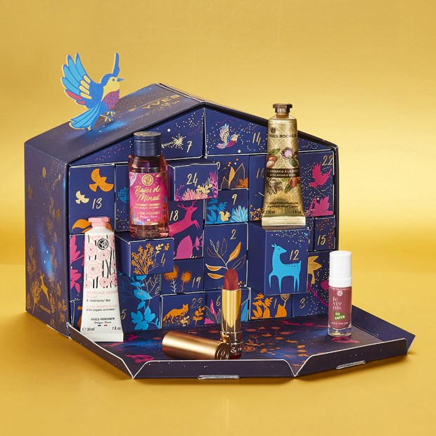 Yves Rocher Canada Beauty Advent Calendar 2020 Canadian Holiday Christmas Advent Calendar - Glossense