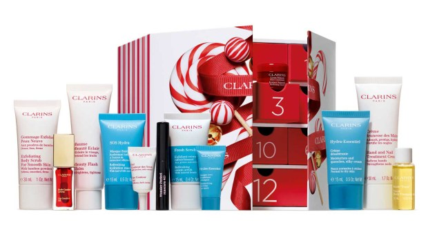 Clarins Canada Shoppers Drug Mart Clarins Well-Being Beauty 12 Day Advent Calendar 2020 2021 - Glossense