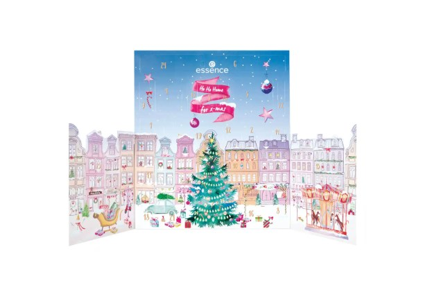 FeelUnique Canada Essence Ho Ho Home for X-Mas 2020 Canadian Advent Calendar - Glossense