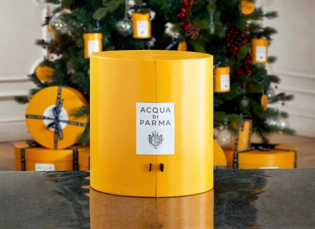 Hudson's Bay Canada Acqua Di Parma 2020 Advent Calendar Set Canadian Holiday Christmas Fragrance Countdown - Glossense