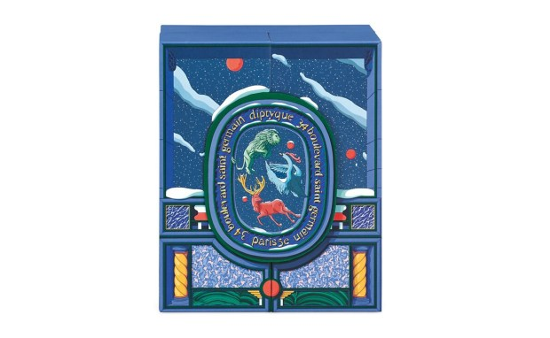 Saks Fifth Avenue Canada Diptyque 25 Day Advent Calendar 2020 Canadian Holiday Christmas Countdown - Glossense