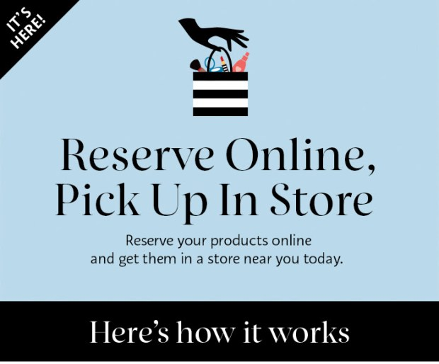 Sephora Canada Reserve Online Pick-up In Store October 2020 Canadian News - Glossense