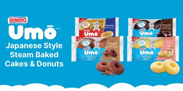 Shopper Army Canada Apply to Try Review Bimbo Umo Japanese Style Steam Baked Cakes Donuts for Free - Glossense