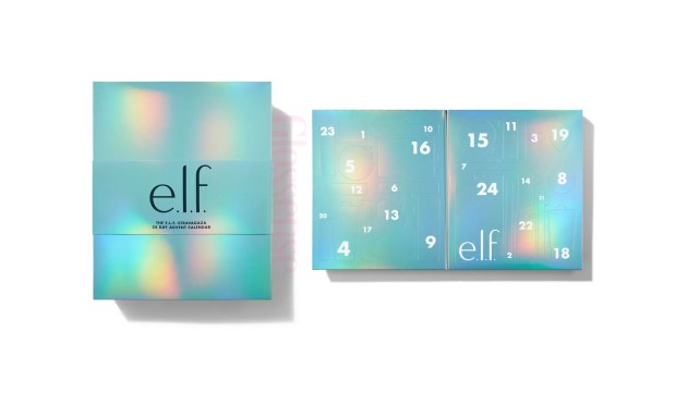 ELF Cosmetics Canada The ELFStravaganza 24 Day Advent Calendar 2020 Canadian Holiday Christmas Countdown - Glossense