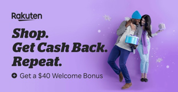 Glossense Referral Perk Shop Get 40 USD Free with Rakuten Get Your Purchase Free Bonus Lg Nov 6 2020 - Glossense