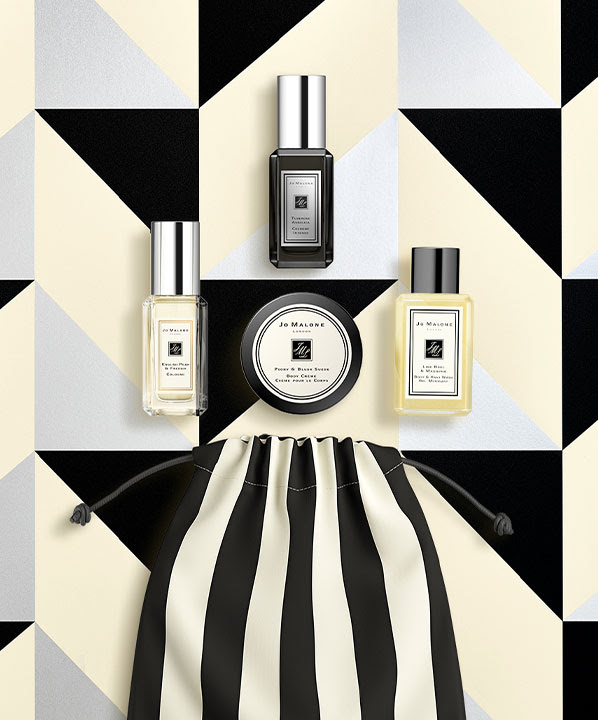 Jo Malone Canada 2020 Black Friday Exclusive Free 4-pc Gift GWP Offer - Glossense