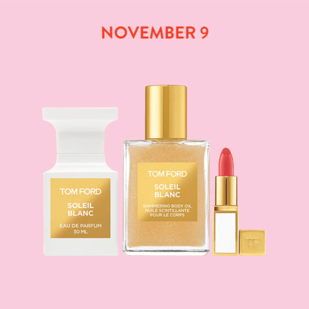 NORDSTROM CANADA November 9 Deal Exclusive Tom Ford Soleil Blanc Set 2020 Canadian Beauty Daily Deals Event Sale - Glossense