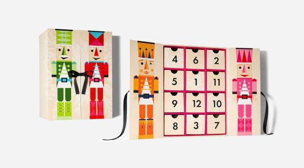 Origins Canada 12 Magical Days of Origins 2020 Advent Calendar Canadian Holiday Christmas Countdown Gift Set - Glossense