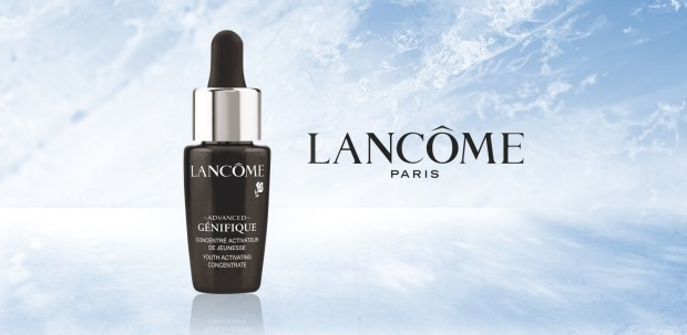 Shoppers Drug Mart Canada Free Lancome Advanced Genifique Youth Activating Face Serum Deluxe Mini Sample - Glossense