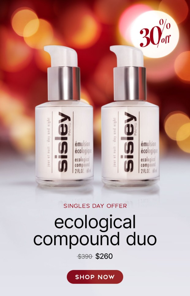 Sisley Paris Canada Singles Day 2020 Deal Canadian Sale Compound Duo - Glossense