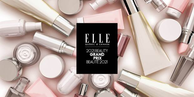 Elle Canada 2021 Beauty Grand Prix Register Now Open 2020 Sign up ELLE Quebec ELLE Canada - Glossense