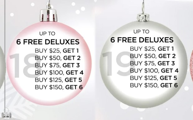 IT Cosmetics Canada Holiday Advent Calendar Sale Canadian Deals December 18 19 2020 - Glossense