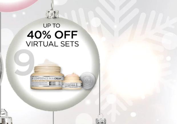 IT Cosmetics Canada Holiday Advent Calendar Save on Virtual Sets Canadian Deals December 9 2020 - Glossense