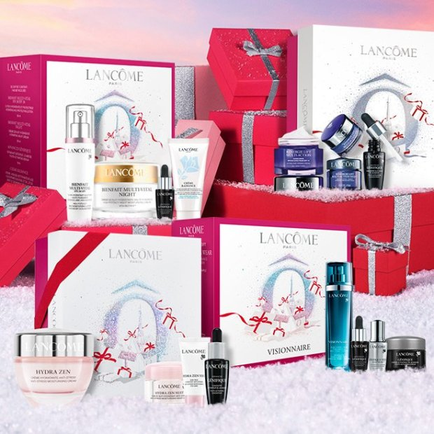 Lancome Canada Virtual Advent Calendar Offer Save 25 Off Holiday Gift Sets 2020 Canadian Deals - Glossense
