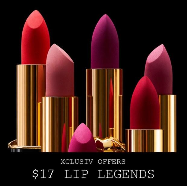 Pat McGrath Canada 2020 Cyber Week Sale 17 Lipsticks Lip Glosses HOT Free 40 USD Bonus Canadian Deals - Glossense