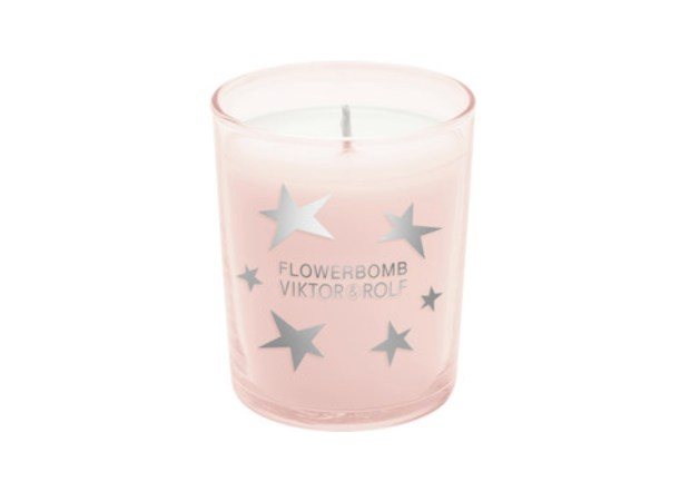 Shoppers Drug Mart Canada Free Viktor Rolf Flowerbomb Candle Fragrance GWP - Glossense