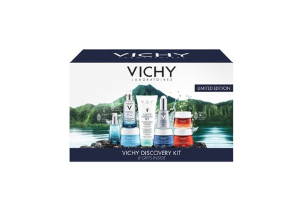 Shoppers Drug Mart Canada GWP Free Vichy Discovery Kit 8 Gifts - Glossense