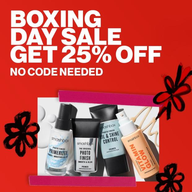 Smashbox Cosmetics Canada 2020 Boxing Day Sale Canadian Deals - Glossense