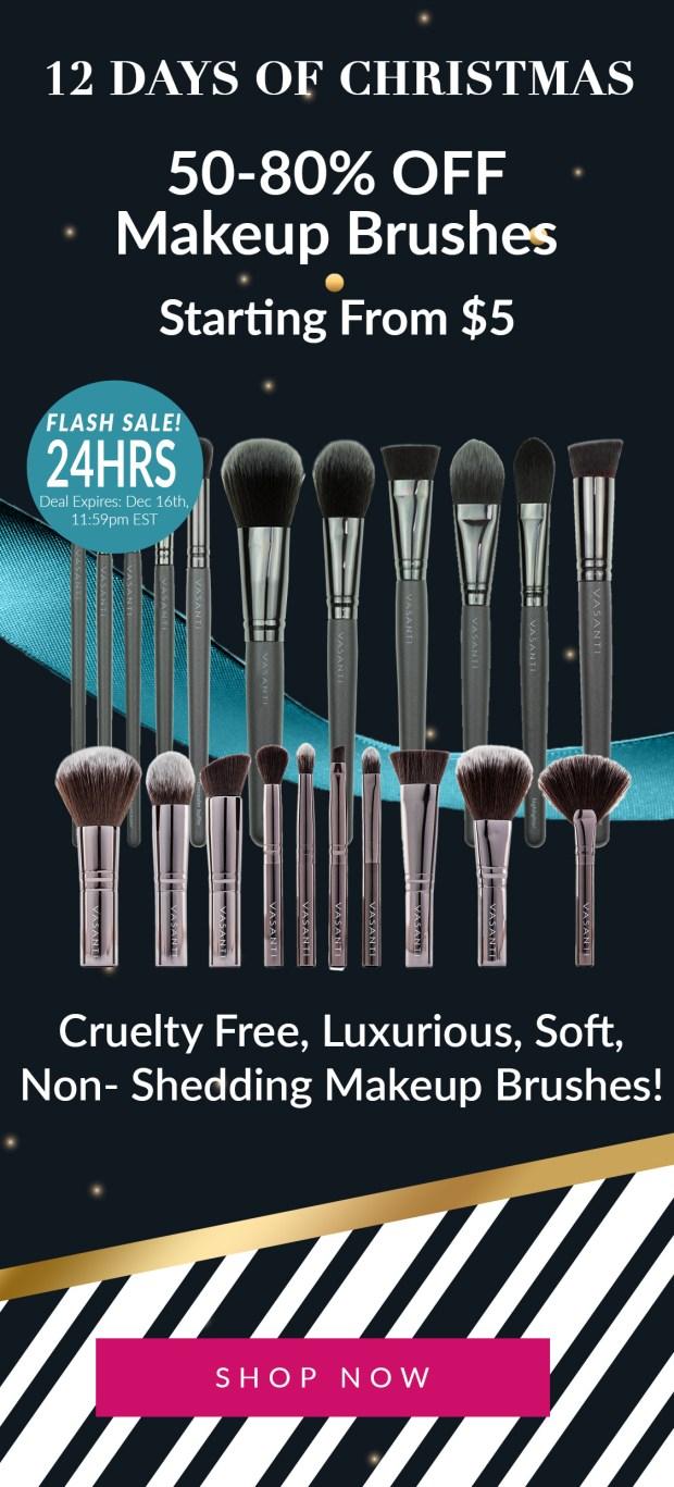Vasanti Cosmetics Canada 12 Days of Christmas Canada Canadian Deals Day 11 - Glossense