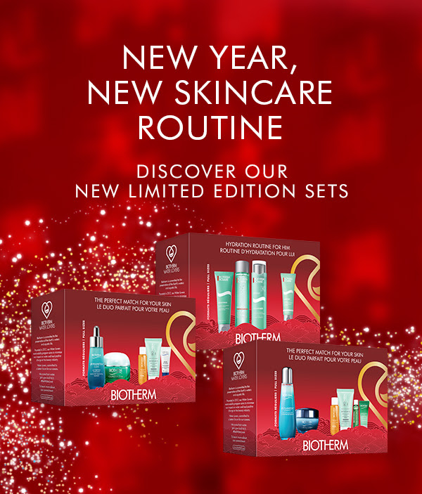 Biotherm Canada 2021 Lunar New Year Chinese Canadian Releases - Glossense