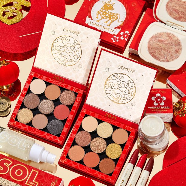 ColourPop Cosmetics Canada 2021 Lunar New Year Makeup Collection Year of the Ox - Glossense