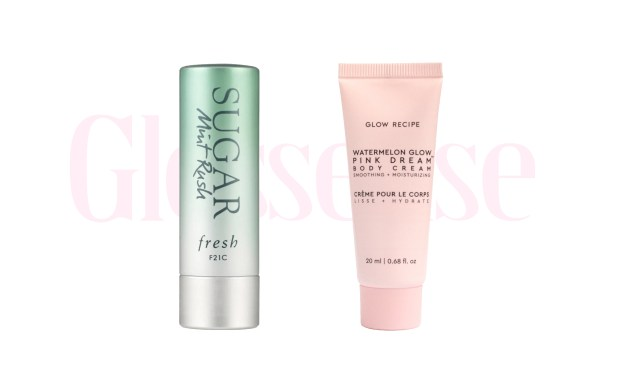 Sephora Canada Promo Code Free Fresh Mint Balm Glow Recipe Cream - Glossense