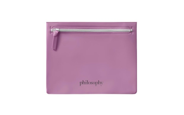 Shoppers Drug Mart Canada Free Philosophy Skincare Pouch Canadian GWP Offer - Glossense
