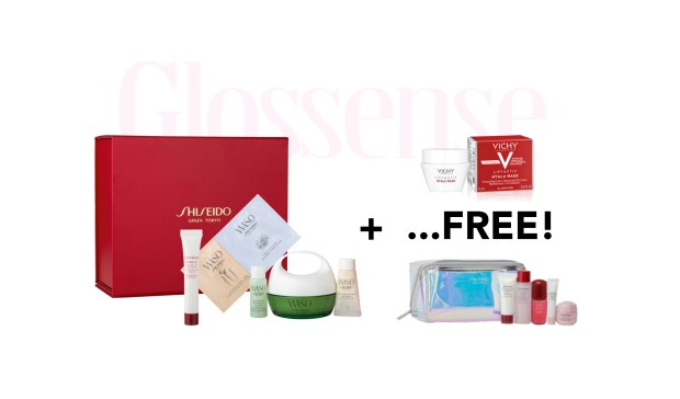 Shoppers Drug Mart Canada Hot Canadian Shiseido Deal 2021 - Glossense