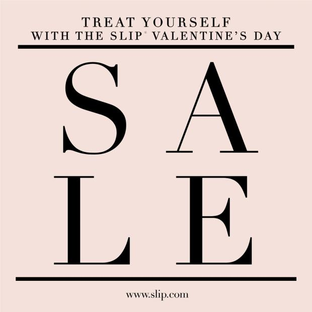 Slip Canada Valentine's Day Sale 2021 Canadian Deals - Glossense