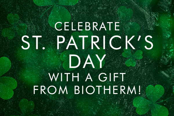 Biotherm Canada St Patrick's Day Canadian Deals Free Gift 2021 - Glossense