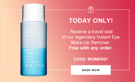 Clarins Canada Extra Free Women's Day Gift 2021 - Glossense